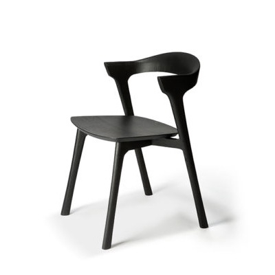 Bok Dining Chair - Black Oak