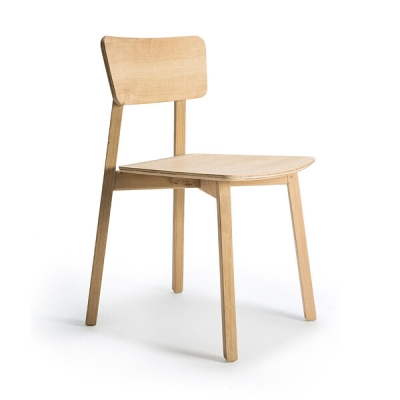 Casale Dining Chair - Oiled Oak