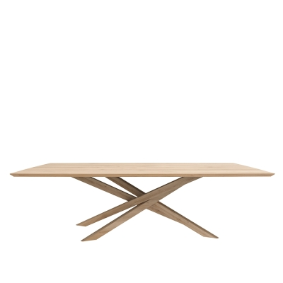 Mikado Rectangular Dining Table - 240cm