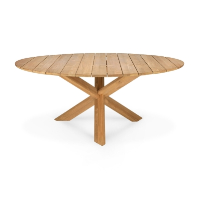 Circle Outdoor Dining Table - 163cm