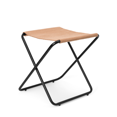 Desert Stool - Black/Sand