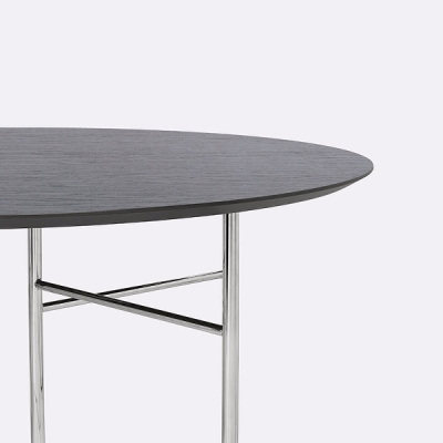 Mingle Round Table Top - 130 cm dia (More Colours Available)