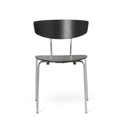 Herman Chair - Chrome Base