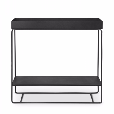 Plant Box - Two Tier - Black
