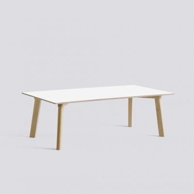 Copenhague Deux 250 Table - 120x60 - Beech Base