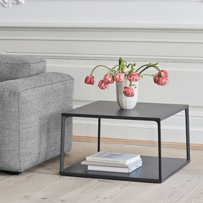 Square Eiffel Coffee Table - Black Ink
