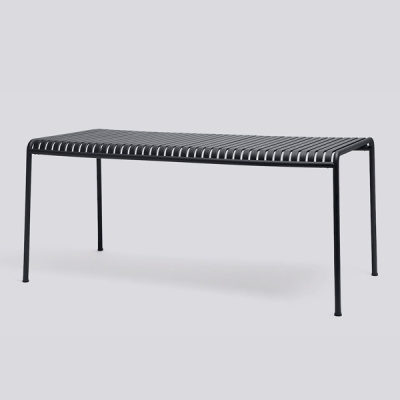 Palissade Table - Anthracite/Olive/Sky Grey - Large