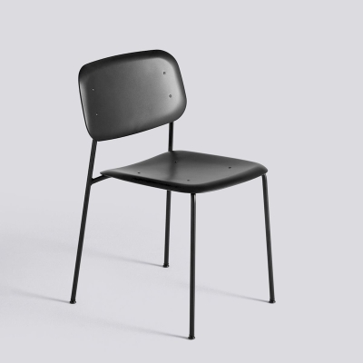 Soft Edge Chair P10 - Black Base