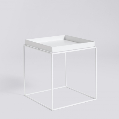 Tray Table - 40x40 - White (Fast Track)