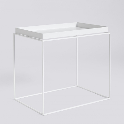 Tray Table - 40x60 - White (Fast Track)