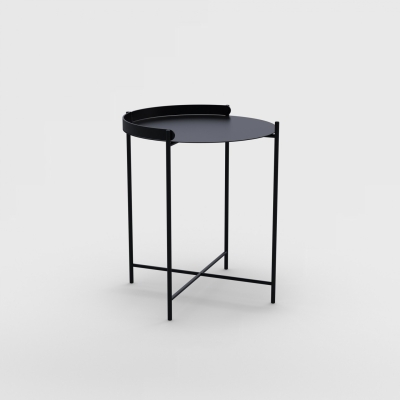 Edge Tray Table - 46cm dia
