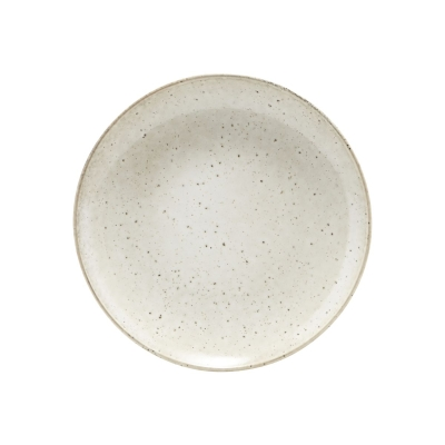 Lake Lunch Plate - Grey