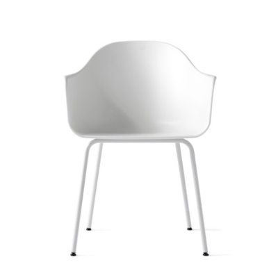 Harbour Chair - Light Grey Steel Base