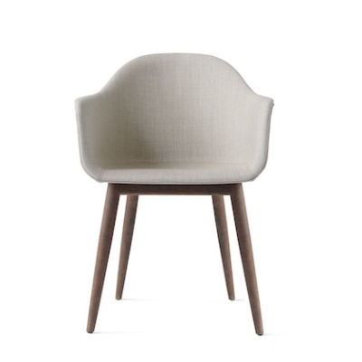 Harbour Chair - Remix 233 - Natural/Dark Oak Base