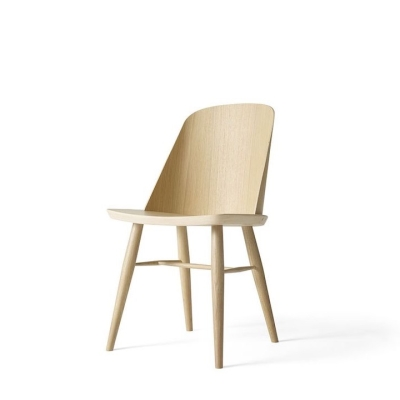 Synnes Chair - Oak/Black Ash