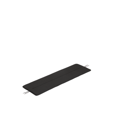 Linear Steel Bench Seat Pad - 110cm