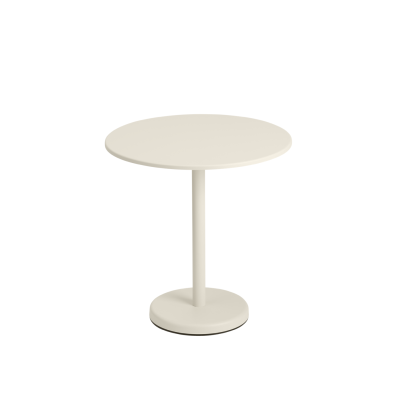 Linear Cafe Table - Round