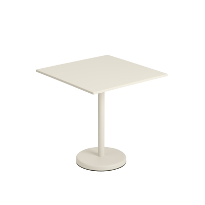 Linear Cafe Table - Square
