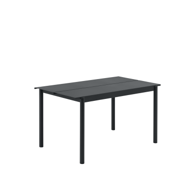 Linear Steel Table - 140cm