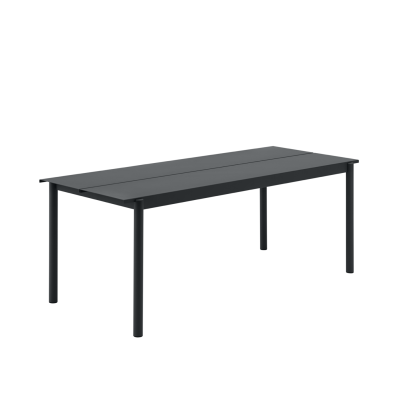 Linear Steel Table - 200cm