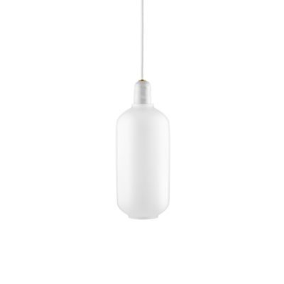 Amp Lamp - White/White - Large