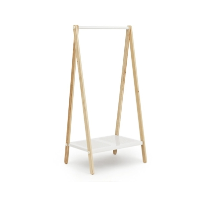 Toj Clothes Rack - Small - White