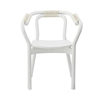 Knot Chair - White