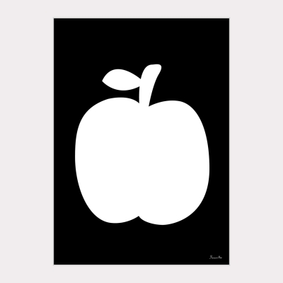 An Apple Poster