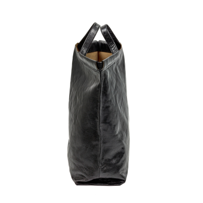 The Shopper Bag by Bea Mombaers - Black