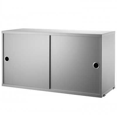 Cabinet Sliding Doors - Grey