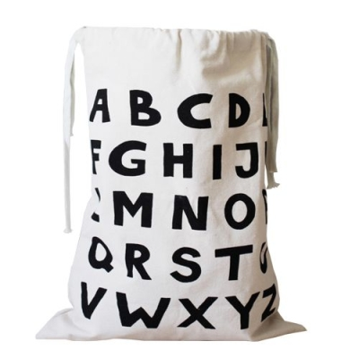 Fabric Bag - ABC